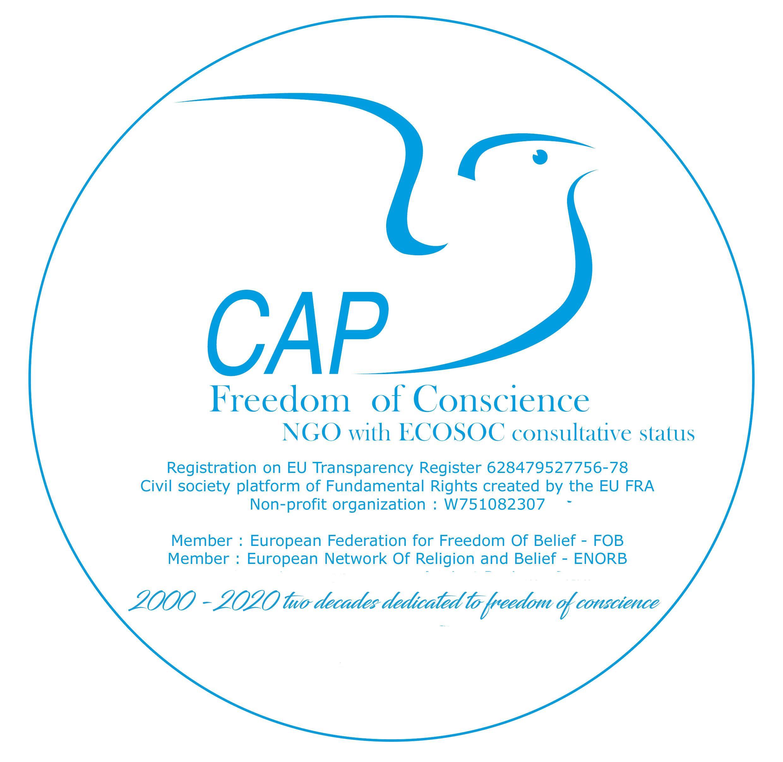 Sectes info CAP Liberté de conscience
